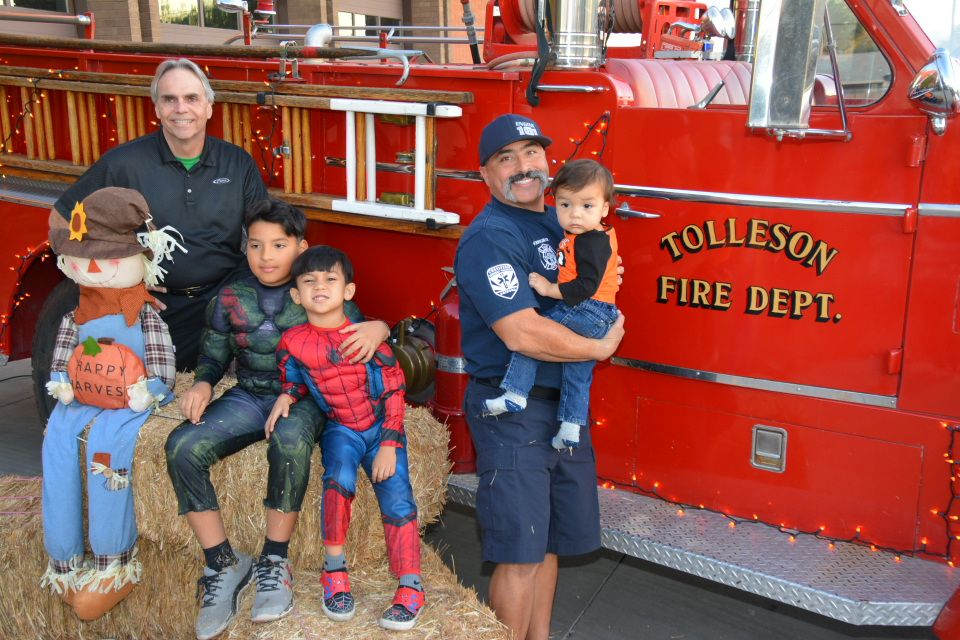 10/31/19 - TOLLESON FIRE DEPT. HALLOWEEN PARTY